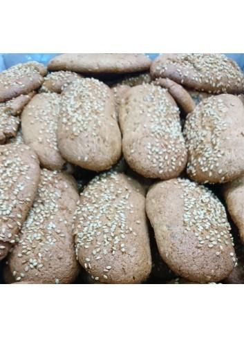 Bizcocho 8 cereales sin azúcar (2.250 kg)
