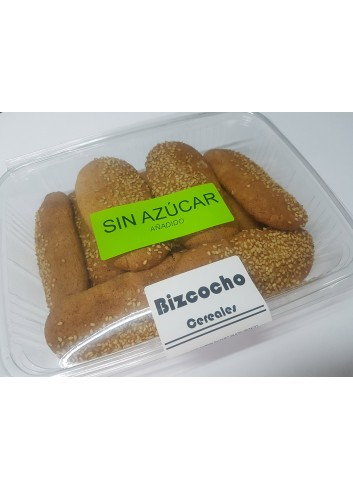 Blister Bizcocho 8 cereales (245 Grs)