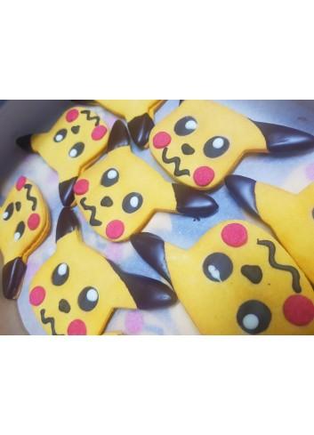 Galletas Pikachu (18 unidades)