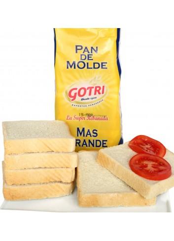 PAN DE TOSTADA (800 Grs)