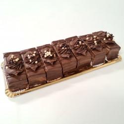 Banda 7 porciones chocolate