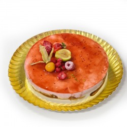TARTA MOUSSE  QUESO Y...