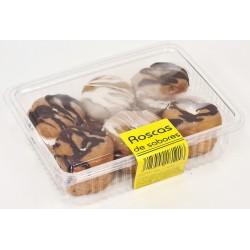 Blister Roscas sabores 350g