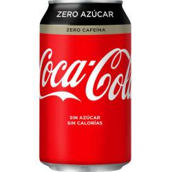 Coca-cola zero-zero 24unid