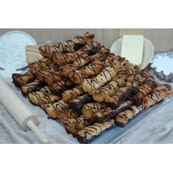 Lazo rayado choco (2 kg)