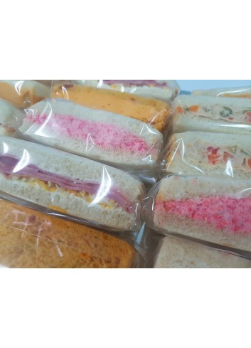 SANDWICHES FRIOS (15 Unidades)